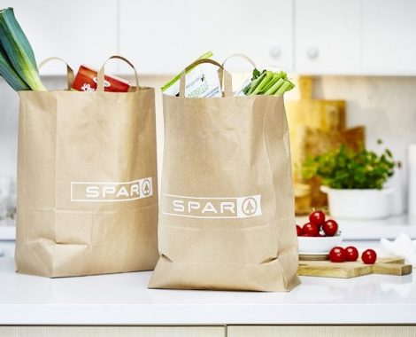 Boodschappen van de SPAR